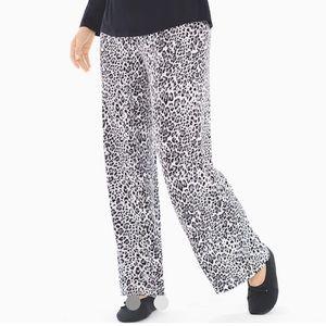 Soma Cool Nights Jaguar Pajama Pants Small H3522